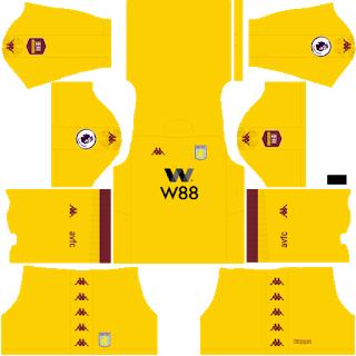 Aston Villa FC Goalkeeper Away Kit