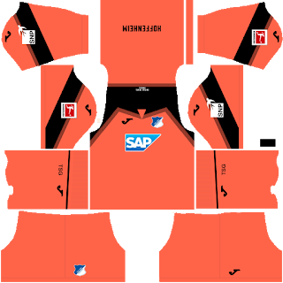 TSG Hoffenheim Goalkeeper Away Kit