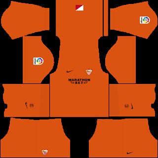 Sevilla FC Goalkeeper Away Kit