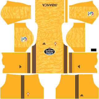 Celta Vigo Goalkeeper Away Kit