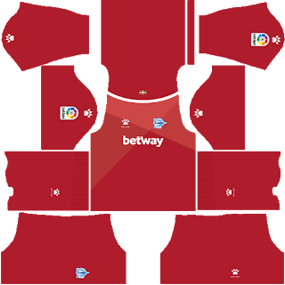 Deportivo Alaves Goalkeeper Away Kit