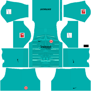 Eintracht Frankfurt Goalkeeper Away Kit