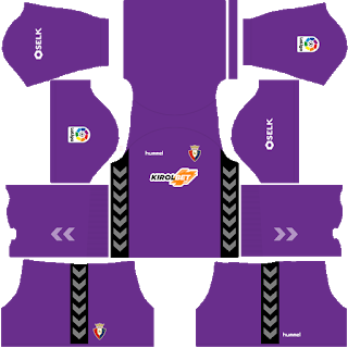 CA Osasuna Goalkeeper Away Kit