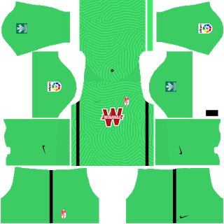 Granada CF Goalkeeper Home Kit