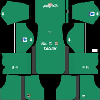 Parma Calcio Goalkeeper Home Kit