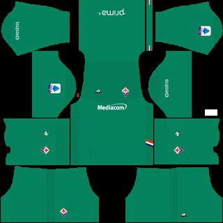 ACF Fiorentina Goalkeeper Home Kit