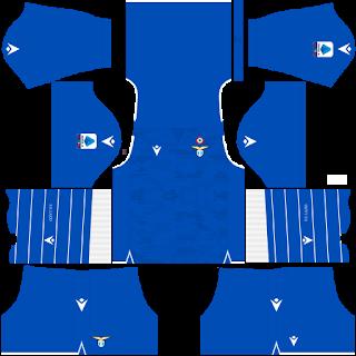 SS Lazio Goalkeeper Third Kit