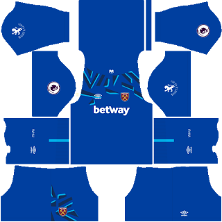 West Ham United Goalkeeper Third Kit