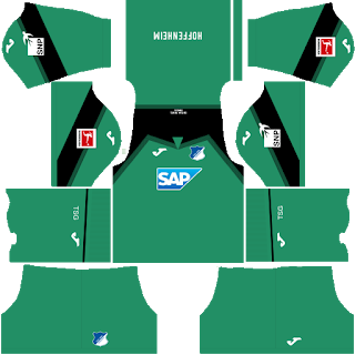 TSG Hoffenheim Goalkeeper Third Kit