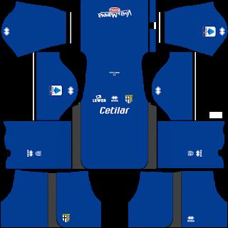 Parma Calcio Goalkeeper Third Kit