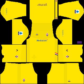 ACF Fiorentina Goalkeeper Third Kit