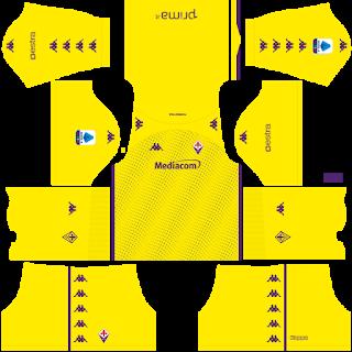 Fiorentina Fc Goalkeeper Third Kit