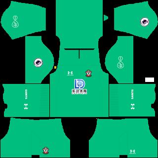 Southampton FC Goalkeeper Third Kit