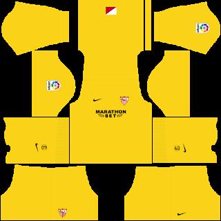 Sevilla FC Goalkeeper Third Kit