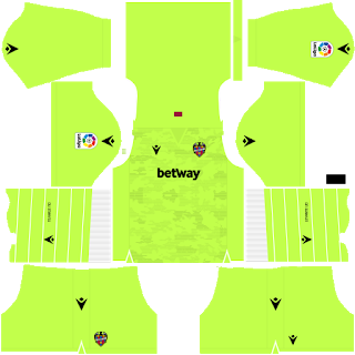 Levante UD Goalkeeper Third Kit
