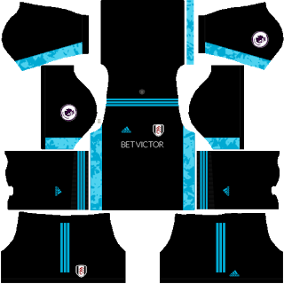 Fulham FC Goalkeeper Third Kit