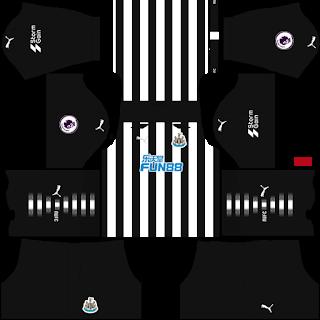 Newcastle United DLS Kits