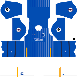 Brighton & Hove Albion DLS Kits