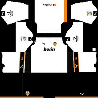 Valencia CF Home Kit