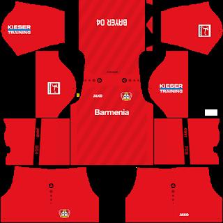 Bayer Leverkusen Home Kit