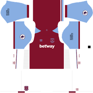 West Ham United DLS Kits