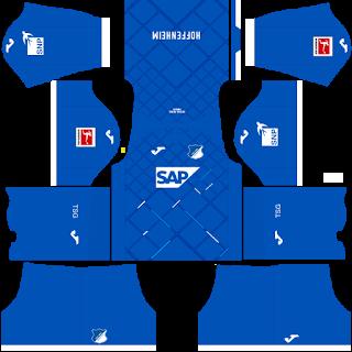TSG Hoffenheim Home Kit