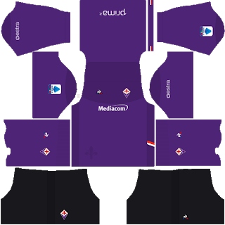 ACF Fiorentina Home Kit