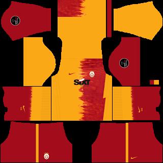 Galatasaray SK DLS Kits