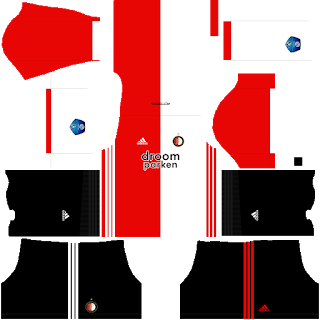 Feyenoord Home Kit