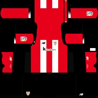Athletic Bilbao Home Kit