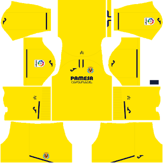 Villarreal CF Home Kit