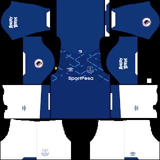 Everton FC Home Kit