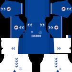 Everton FC DLS Kits