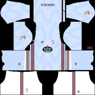Celta Vigo Home Kit