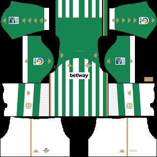 Real Betis DLS Kits