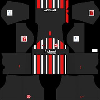 Eintracht Frankfurt Home Kit