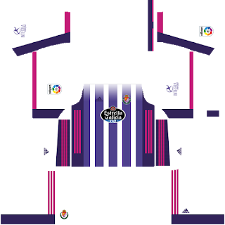 Real Valladolid DLS Kits