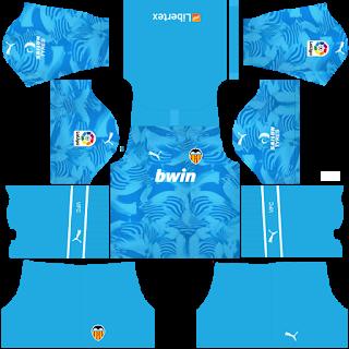 Valencia CF Third Kit