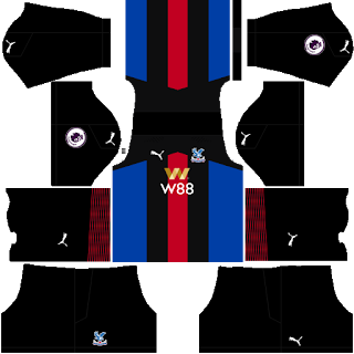 Crystal Palace Third Kit