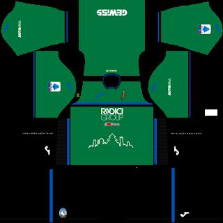 Atalanta BC Third Kit