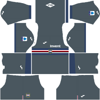 Sampdoria Third Kit