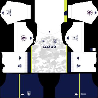 Aston Villa FC Third Kit