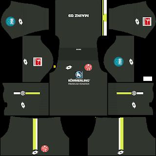 FSV Mainz 05 Third Kit