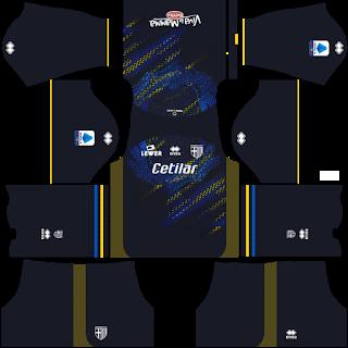 Parma Calcio Third Kit