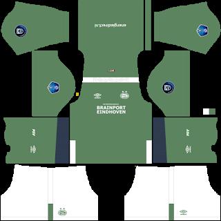 PSV Eindhoven Third Kit
