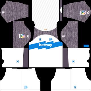 Deportivo Alaves Third Kit