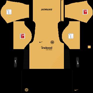 Eintracht Frankfurt Third Kit