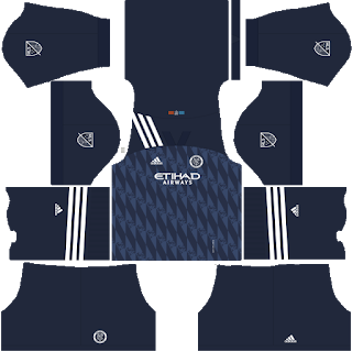 New York City FC Away Kit
