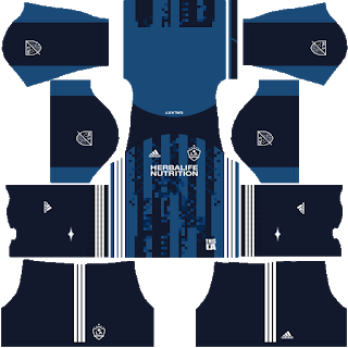 LA Galaxy Away Kit