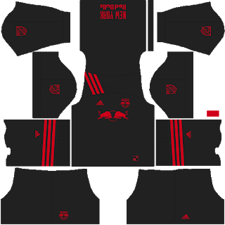 New York Red Bulls Away Kit
